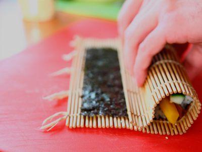 Kimbap - Korean Food by Allegaartje
