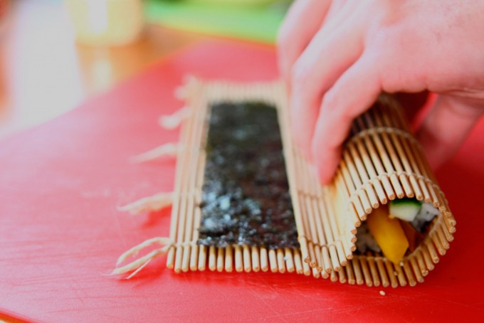 김밥 Kimbap 10 Stuks