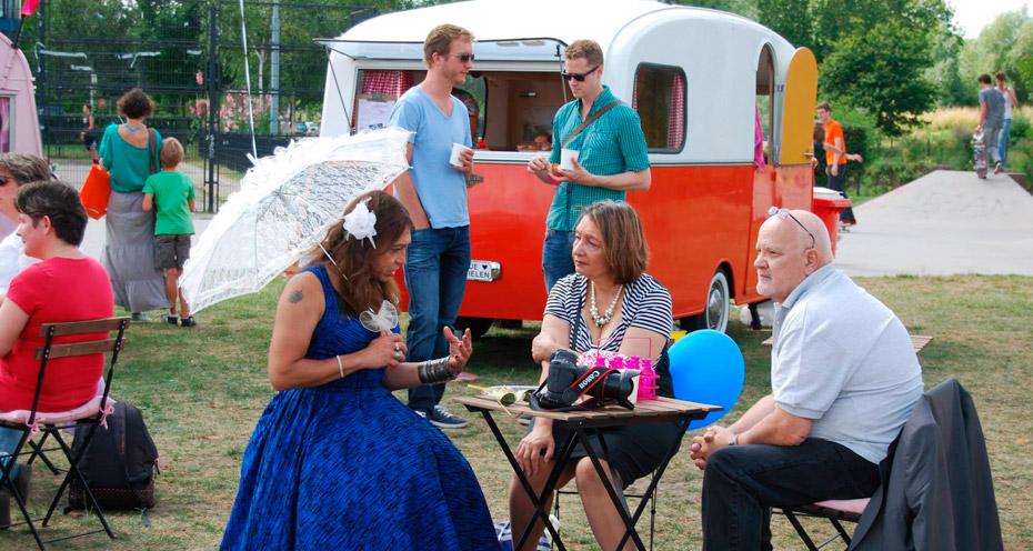 Allegaartje Catering Op Wielen - Midzomergracht Festival