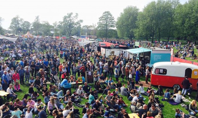 Food Truck Festival Trek Rotterdam - Metro
