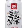 Korean Food by Allegaartje Makkeolli