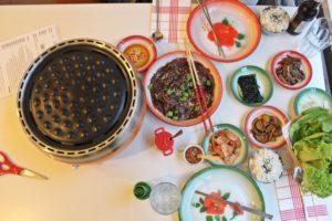 Koreaans BBQen bij Allegaartje in Rotterdam