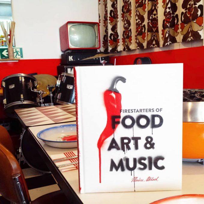Firestarters Of Food Art & Music